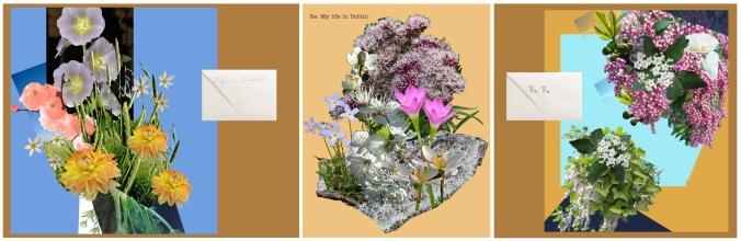 Heidi Bender, Margarita Vasquez Cardenas, Heidi Bender, Conversations in Florigraphy, Life in Dublin.  2014